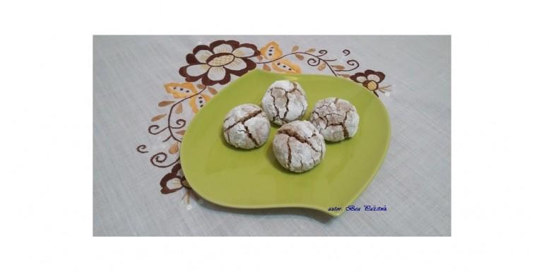Bezlepkové - orechové crinkles