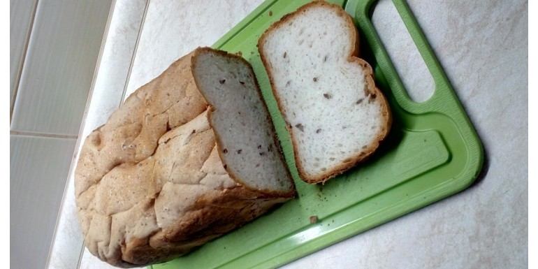 Nutrifree mix per pane Chlieb v pekarničke