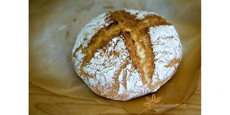 Írsky chlieb do hodiny