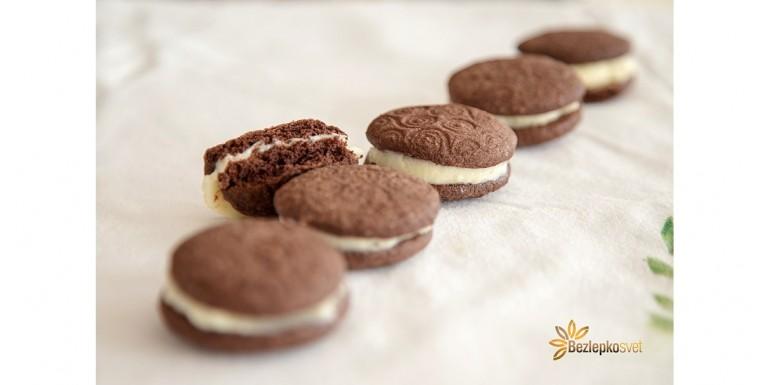 Oreo sušienky bez lepku a laktozy